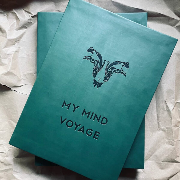 My Mind Voyage interactive journal experience